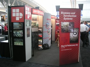 Heyl & Patterson Booth at Coal-Gen 2010